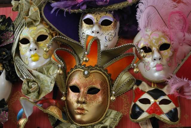 ideas máscaras carnaval modelos únicos originales