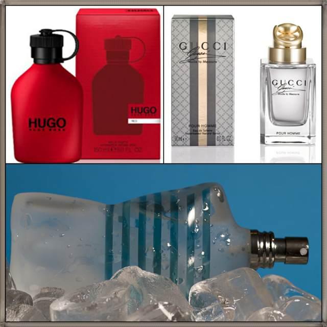 idea regalos hombres perfumes