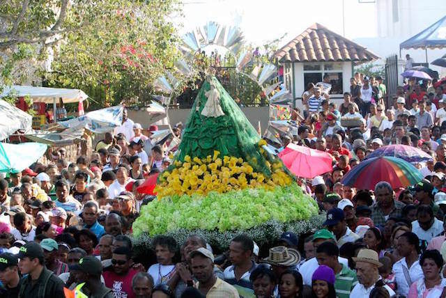 manifestaciones religiosas imagen dia de la Candelaria