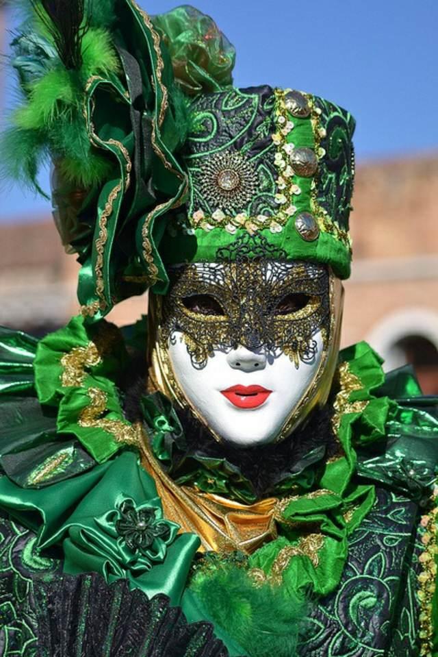 máscaras carnaval ideas maravillosas