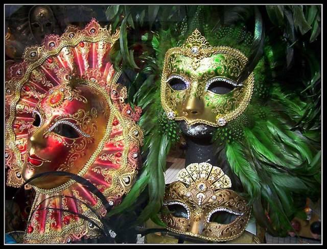 máscaras maravillosas carnaval evento tématico