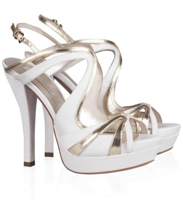 modelos zapatos novia boda fiesta