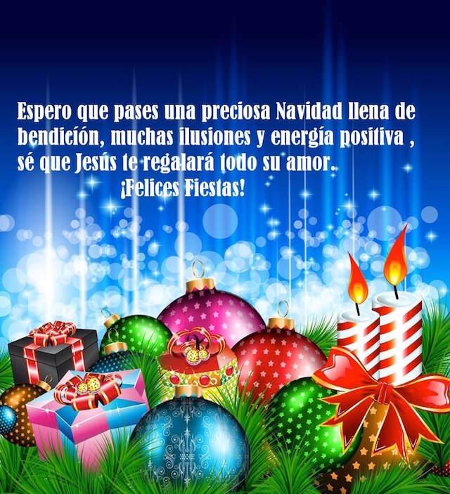 decoración preciosa fiesta frases para Navidad tiernas