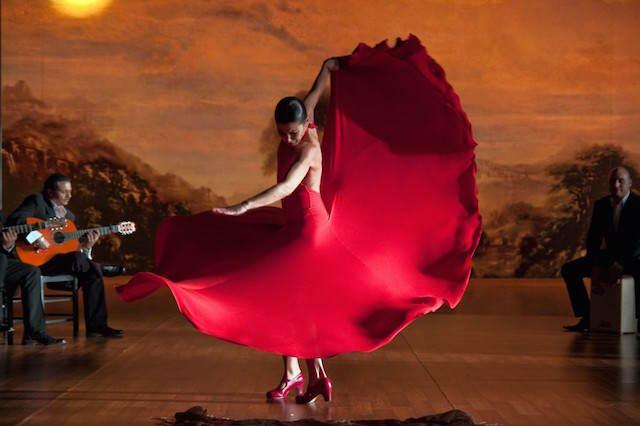 preciosa danza profesional flamenco team building