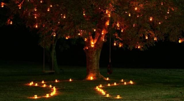propuesta matrimonio San Valentín idea romántica noche