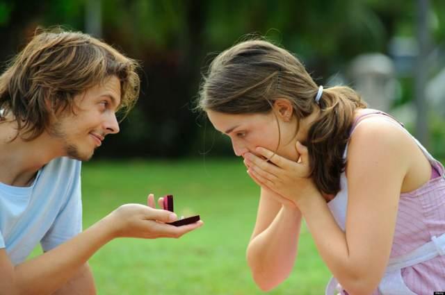 propuesta matrimonio día San Valentín momento especial