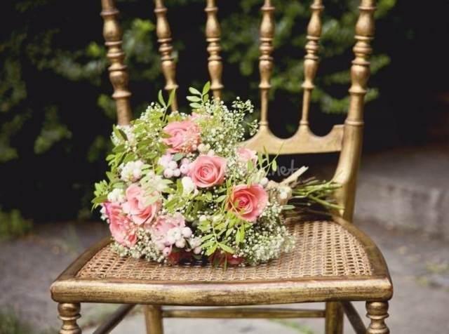 ramos de novias ideas románticas tendencias modernas