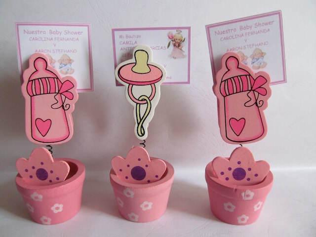 recuerdos precioso para baby shower goma