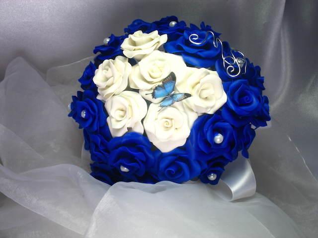 rosas azules color moderno real mágico