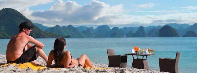 top destino Vietnam romántica excursión magia