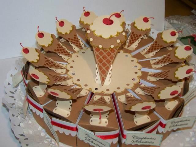 awesome tartas sopresas cumpleaos fiesta divertida torta cajitas sorpresas feliz cumpleaos idea original with ideas para celebrar un cumpleaos sorpresa - Ideas Para Un Cumpleaos