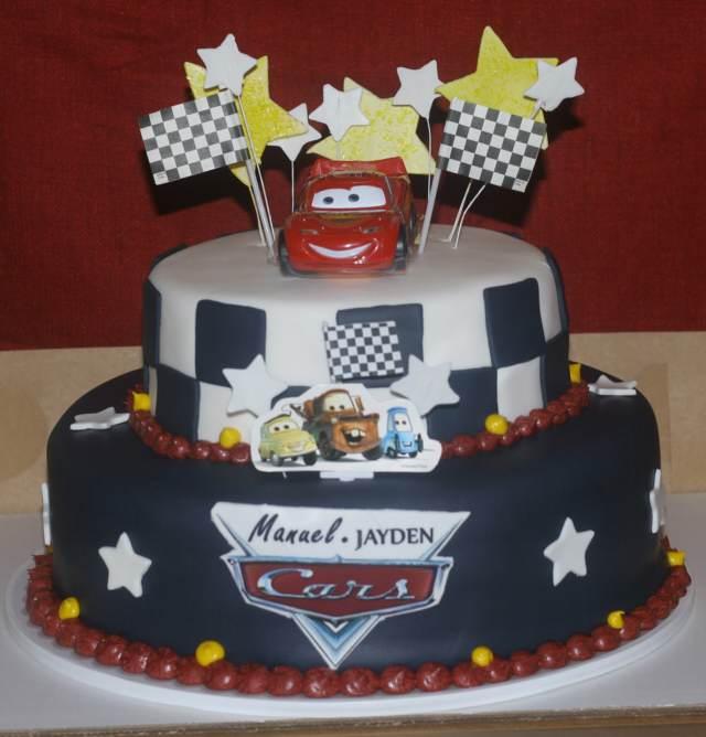 torta infantil decoración temática