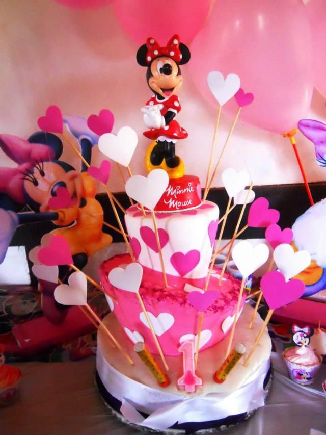 tortas infantiles decoración maravillosa pisos falsos