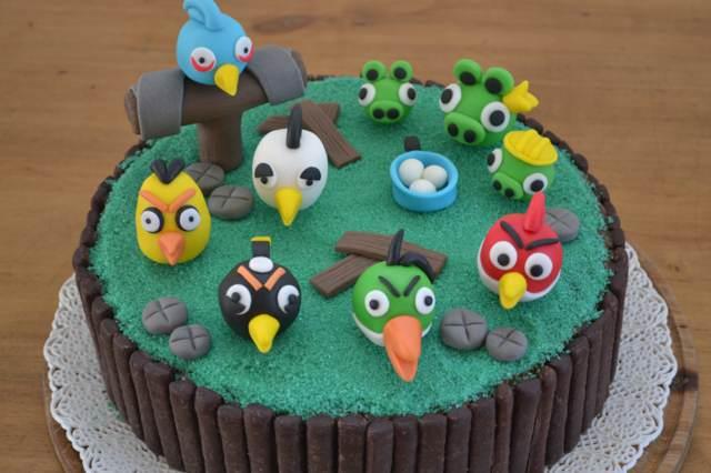 tortas infantiles fiestas ideas interesantes originales