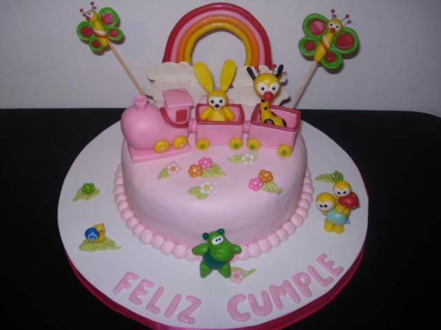 tortas infantiles diferentes modelos fiestas temáticas