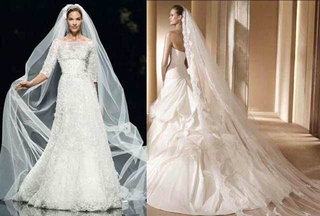 velos de novia diseños únicos tendencias nuevas