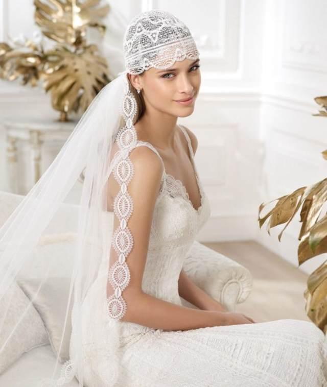 velos de novia maravillosos tendencias modernas