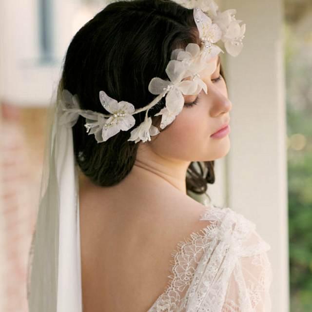 velos novia bodas modelos magníficos únicos