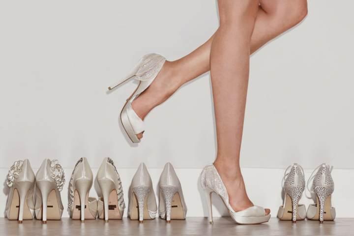 zapatos de moda novia nuevas tendencias