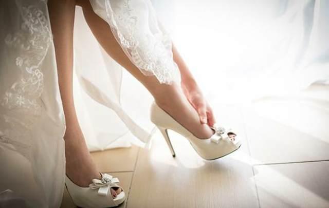 zapatos de novia modelos preciosos elegancia