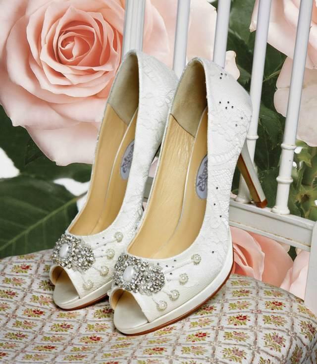 zapatos de novia modelos hermoso únicos