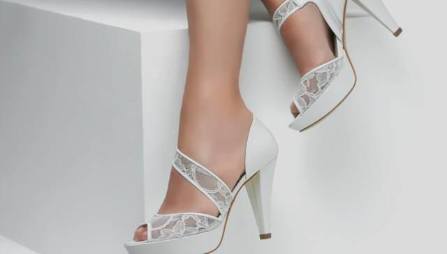 zapatos increíbles novia boda fiesta