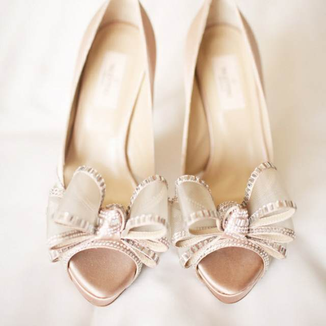 zapatos magníficos boda inolvidable