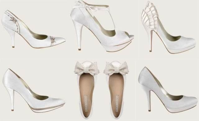 novia hermosa zapatos modelos preciosos