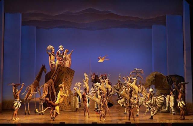 El Rey León obras de teatro infantiles para niños personal