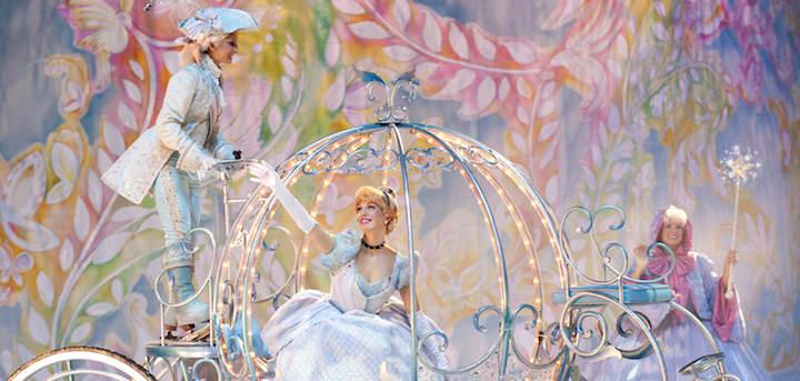 Vuelve a soñar Disney On Ice teatro infantil precioso