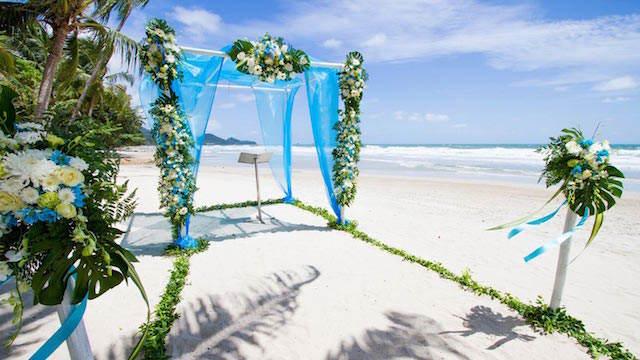 acento color azul moderno 2015 boda preciosa