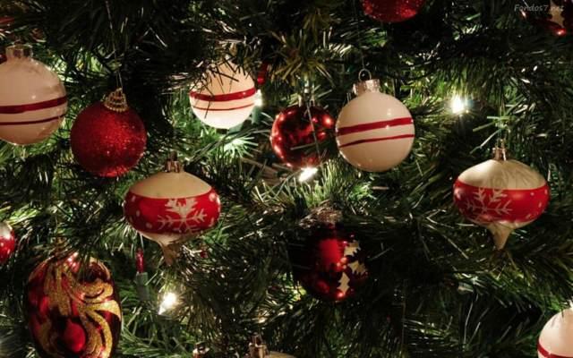 adornos navideños árbol decoración ideas originales