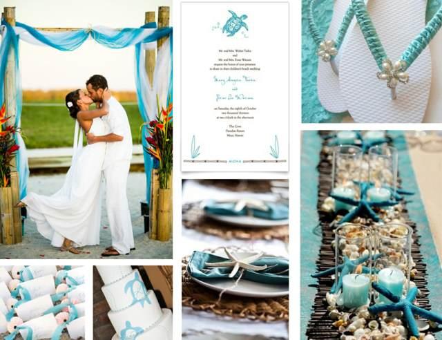 aguamarina color moderno bodas primavera verano tendencias 2015
