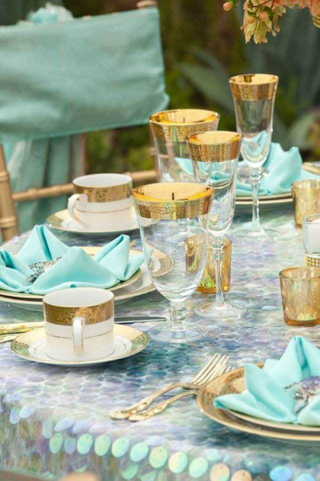 aguamarina color moderno decoración verano primavera 2015
