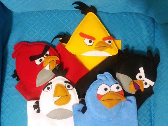 juego angry birds decoración moderna fiestas infantiles