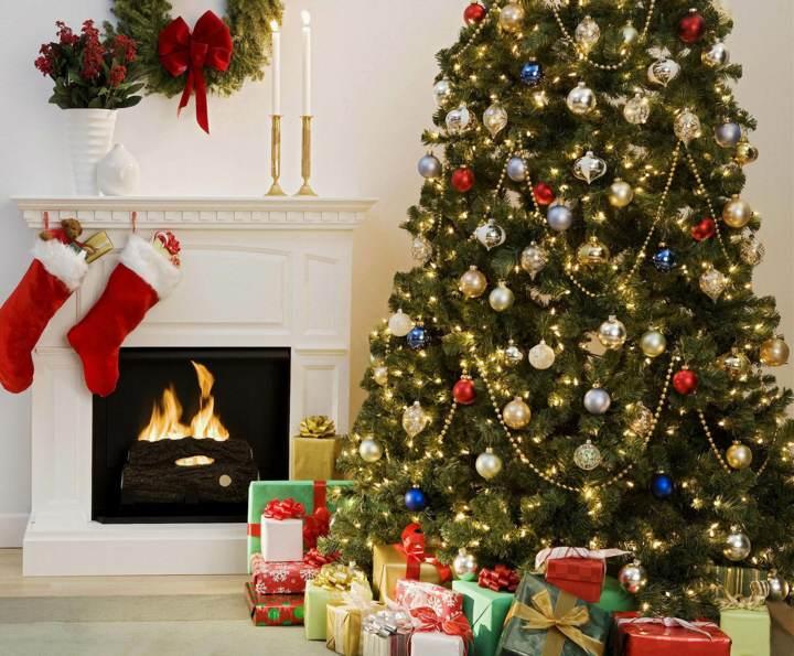 árboles de Navidad decoración maravillosa original
