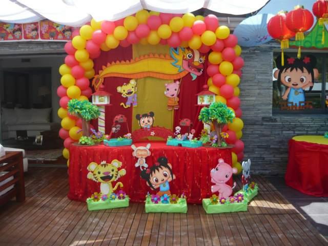 Decoracion De Globos Para Las Fiestas Infantiles