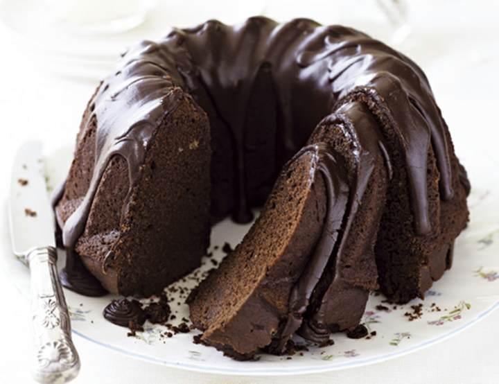 bizcocho de chocolate cobertura idea sabrosa fiesta temática