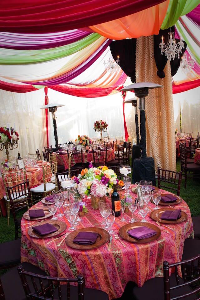 boda estilo marroquí color moderno año