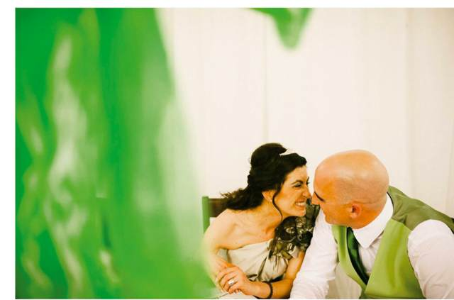 boda memorable color verde decoración tendencias 2015