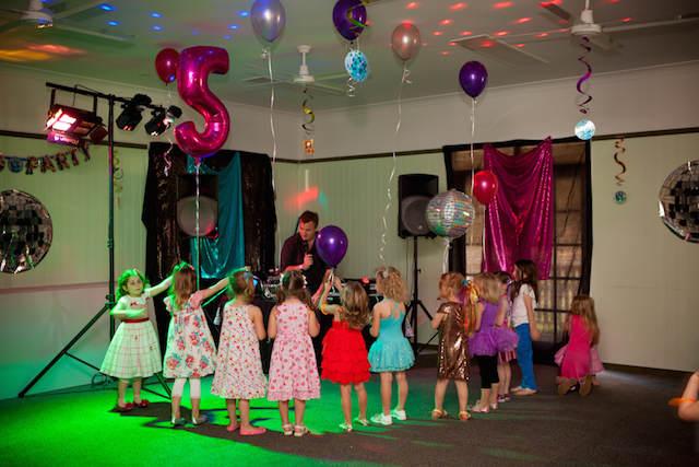 canciones infantiles cumpleaños DJ party música