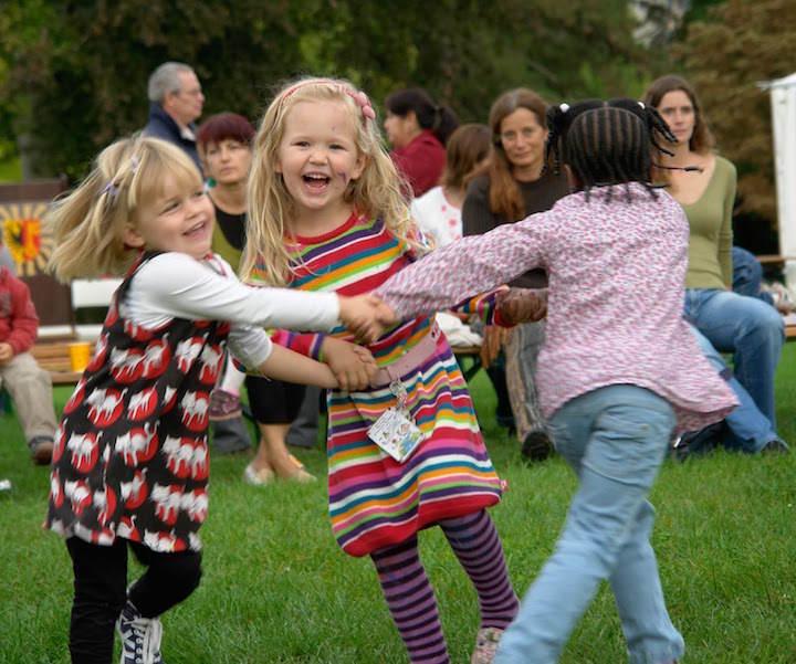 canciones infantiles divertidas evento aire libre