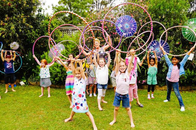 canciones infantiles modernas danzas aire libre