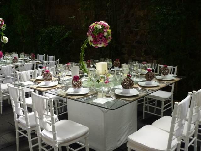 arreglos de mesa para boda originales ideas boda
