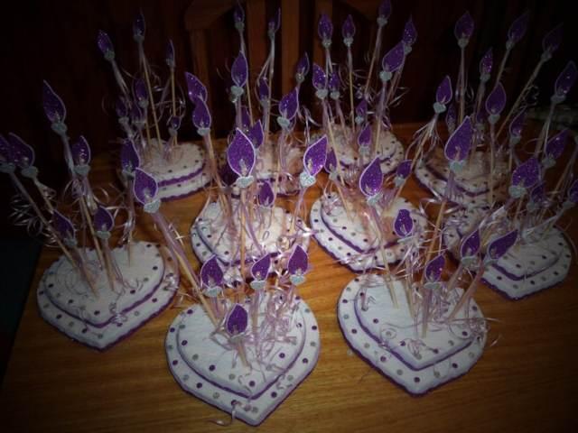 centros mesa 15 años fiesta decoración preciosa