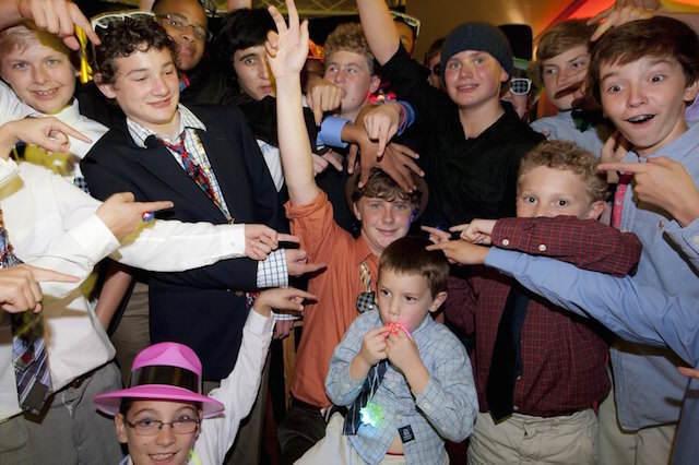 danzas cumpleaños niño canciones infantiles modernas