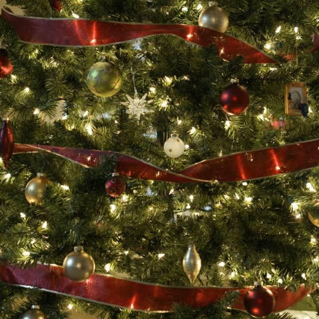 decoración de árboles de Navidad bolas adornos manualiadades