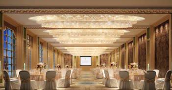 decoracion-de-banquete-corporativo-elegante-dorado