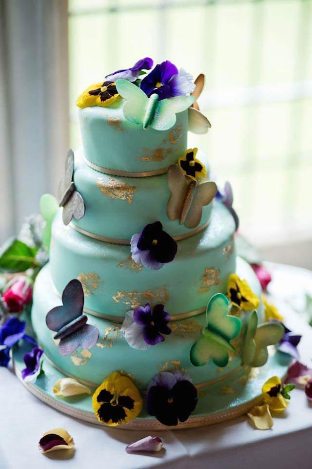 decoración de pasteles tema cuento de hadas