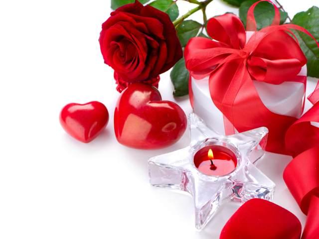 detalles amor aniversario rosas rojas corazones sorpresa